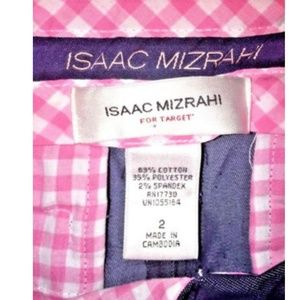 NWT Isaac Mazrahi for Target Contour Fit Slacks